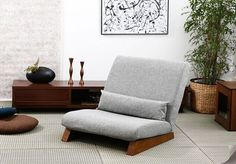 Floor Folding Single Seat Sofa Bed Modern Fabric Japanese Living Room Furniture Armless Lounge Recliner Occasional Accent Chair-in Living Room Sofas from Furniture on Aliexpress.com | Alibaba Group