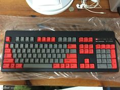 10th anniversary Realforce 2015
