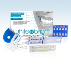White N' Brite - Professional 3D Teeth Whitening Kit - SEE RESULTS AFTER JUST ONE USE! -- Read more reviews of the beauty product by visiting the…