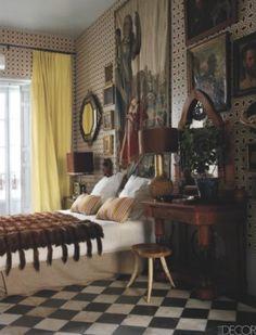 Master bedroom - Lorenzo Castillo