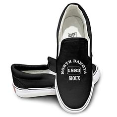 Rebecca University Of North Dakota Fighting Sioux Casual Unisex Flat Canvas Shoes Sneaker 40 Black The Round Toe And Manmade Sole Will Keep Your Feet Feeling Comfortable And The Quality Canvas Materials Will Provide Years Of Wear >>> Check out this great product.