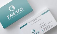 Trevo on Behance by Endea #inspiration #brandidentity #bigliettodavisita