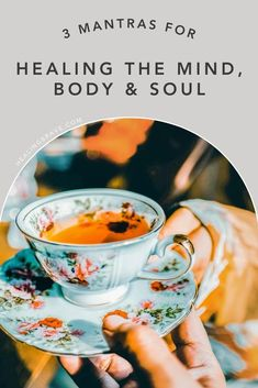 Wellness means taking care of your life because you love being alive, not because you don't want to be sick. If you want to do more than survive, use these mantras for healing. They'll help you take care of yourself because you love how that feels. #selfhealing #healingprocess #healingmantras #healingaffirmations #selfcarerituals Healing Affirmations, Morning Affirmations, Positive Affirmations, Mind Body Soul, Body And Soul, Sleep Rituals, Self Development, Personal Development, Morning Motivation