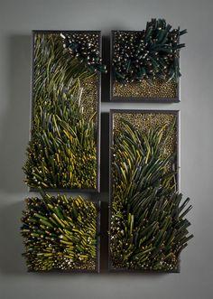 The Glasswork of Shayna Leib