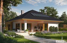 Projekty domów ARCHIPELAG - Liv 3 G1