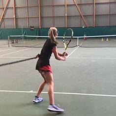 Spinshot-Player Tennis Ball Machine (Best Seller Ball Machine in the World) Tennis Videos, Tennis Tips, Tennis Workout, Gym Workout Tips, Workout Videos, Mode Tennis, Tennis Techniques, Tennis Clothes, Tennis Outfits