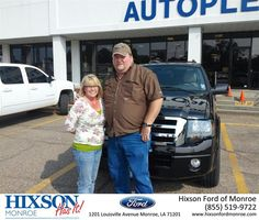 #HappyBirthday to Rex Ann Waltman from Scott Turner at Hixson Ford of Monroe!