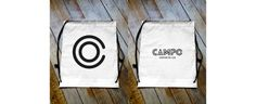 Part of our branding campaign for Campo retro. Coolest bags ever!
