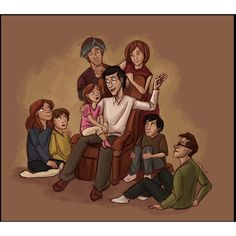Harry Potter Next Generation - The new kids from Harry Potter Fan Art... ❤ liked on Polyvore featuring harry potter and hp