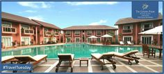 We at The Golden Palms Hotel & Spa, Colva, Goa, India believe in making your travel diaries memorable. Visit www.goldenpalmshotel.com for more details. #TravelTuesdays