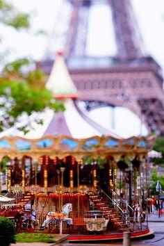 "audreylovesparis: "" Carousel, Paris """