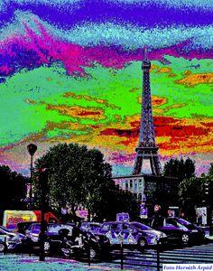foto:A.Horváth Paris France, Memories, Building, Pictures, Souvenirs, Buildings, Remember This, Construction, Architectural Engineering