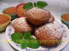 Mrkvové muffiny s banánem