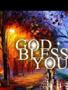 God bless you / BIBLE IN MY LANGUAGE