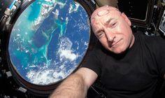 Arte ou fotografia? Astronauta tira fotos inacreditáveis da Terra http://r7.com/eJHk