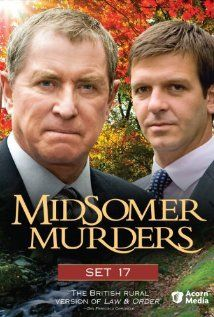 Detective series set in the fiction English county of Midsomer. Highlight of my TV viewing week when it is on.