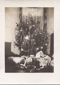images of vintage christmas street decorations | ve found the best vintage style Christmas tree decorations that ...