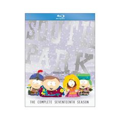South Park: The Complete Seventeenth Season [2 Discs] [Blu-ray]