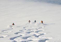 Whistler Heli-Ski BC Canada