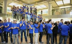 Apple Está Creando Miles de Puestos de Trabajo en España