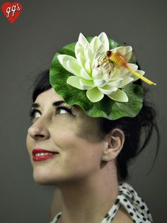 Image result for lily pad hat