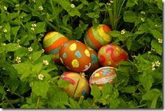 tips for hosting an easter egg hunt!