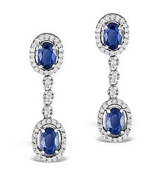Oval sapphires to match my engagement ring?