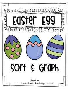 I'm hoping that the Easter Bunny was good to you but just in case he wasn't, grab some of my FREEBIES below :) Graphing is a skill that w...