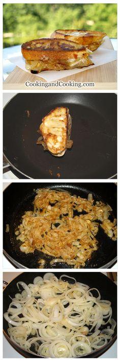 French Onion Sandwich Recipe