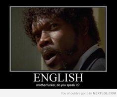 Qualcosa d'altro: Ah, ma sai l'inglese?