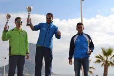 Paco Soliveres, 2º Vet A san silvestre Calpe 2015 7.2 km