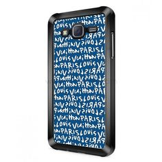 Louis Vuitton Text 2 Samsung Galaxy J5 (2016) Case | Aneend.com