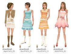 Sims 1, Content, Cute, Outfits, Dresses, Fashion, Vestidos, Moda, Suits