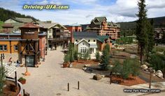 Villages In Colorado | Travel Pictures from USA National Parks and Canada - Reisebilder aus ...