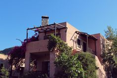 Enagron Ecotourism Village // Pink Villa // Crete // Greece