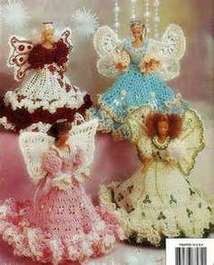 Patrones Vestidos Barbie Para Ropita Crochet Ajilbabcom Portal Picture