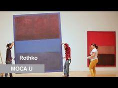 Mark Rothko - The Art of Conservation - MOCA U - MOCAtv - YouTube