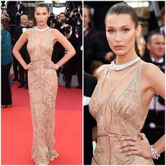 redcarpetman: The 2016 Cannes Film Festival: Day 1 ________________________________________ Bella Hadid in Roberto Cavalli ________________________________________ Which global pop sensation made a surprising return to the red carpet for the first time in months? Sadly it wasn't as triumphant as we hoped... ________________________________________ It's a brand new RedCarpetMan's Weekend In Review that you've got to see to believe now at RedCarpetMan.com…