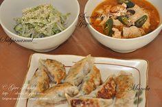 Korean Food On The Menu - 01