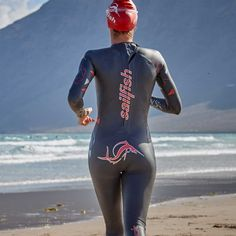 Triathlon Wetsuit, Swimming Diving, Womens Wetsuit, Smooth Skin, Second Skin, Snorkeling, Latex, Surfing, Training