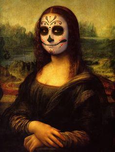 19 - La Mona Lisa Catrina, de Mi Matsui