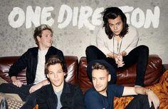 """One Direction divulga capa e título do novo álbum, e lança nova música: """"Infinity"""""""