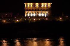 https://flic.kr/p/vqzhQ5 | Marseille 2014 - 273 le Palais du Pharo et son nouvel éclairage, on ne s'en lasse pas