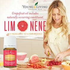 Have you researched the benefits of limonene?? You should and get some in YOUR body everyday!!! www.theoildropper.com