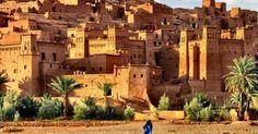 #HeyUnik  Unik....Desa Kuno di Maroko Ini Jadi Langganan Syuting Film Hollywood #Arsitektur #Hiburan #Travel #YangUnikEmangAsyik