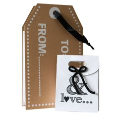Cadeautasjes #nanaas #giftbag http://www.nanaas.nl/a-36948550/cadeaubonnen-inpakken/cadeautas-label/