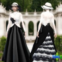 Anne Lys by Mich Utopia at Sims 4 Passions