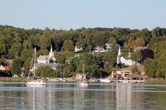 Egg Harbor. Door County.  One of my favorite places on earth - need to take another trip soon!