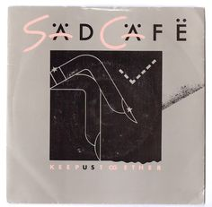 Barney Bubbles - Sad Cafe
