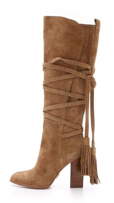 The Best Fall Boots at Every Price Point Michael Kors Stiefel, Michael Kors Boots, Heeled Boots, Bootie Boots, Boots Talon, Michael Kors Collection, Knee High Boots, High Shoes, Cute Shoes